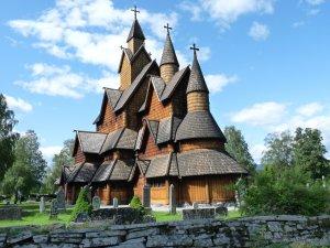 Stavkirke d'Heddal (Telemark)
