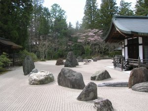 Jardin Zen Japonnais