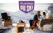 Testez les bienfaits du Printemps du ski en Savoie Mont Blanc